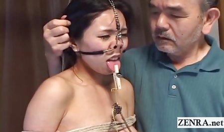 કોરિયન છોકરી નૃત્ય અને પોર્ન યુવાન પત્નીઓ અર્ધ-નગ્ન વિન્ડો કરતો જોઈ ખુશ થવા વાળો