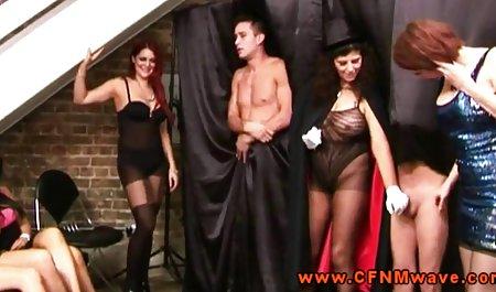 ખૂબસૂરત Babes પ્રેમ પોર્ન યુવાન એક છોકરીઓ ની કામુક ચામડાની પટ્ટી ખીલી તેમના ગુલામ
